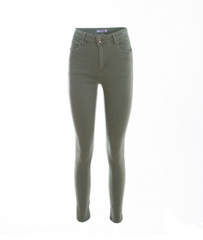 Pantalon Slim Push Up 3 Coloris