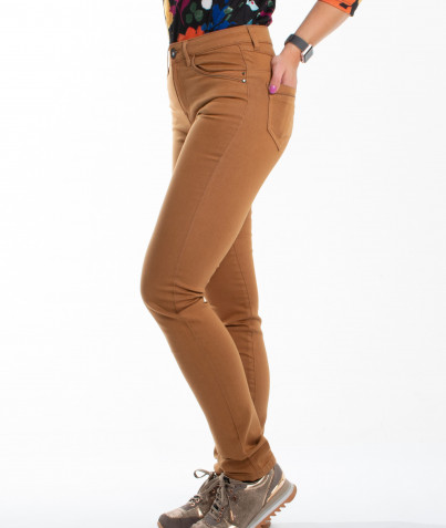 Pantalon Coupe Droite 3 Coloris