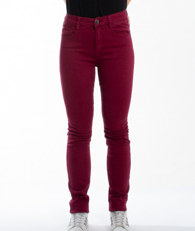 Pantalon Droit Blason Couronne 2 Coloris