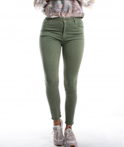 Pantalon Push-up Slim 3 Coloris